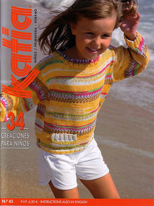 Knitting In Spanish Instructions : Instructions in spanish and english
