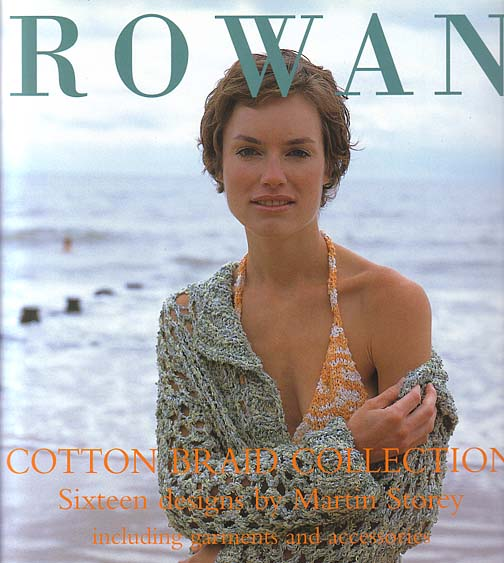 Rowan Knitting Books : Rowan cotton braid collection hand knitting book ebay