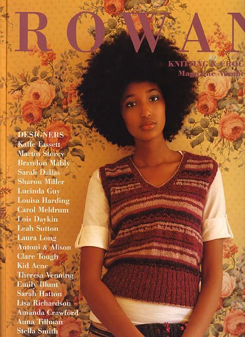 Rowan Knitting Books : Rowan magazine knitting book ebay
