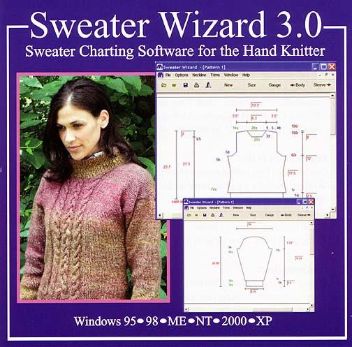 SweaterWizard Knitting Pattern Software